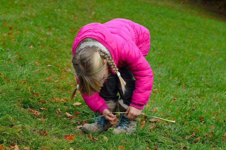 Zelfredzaamheid bij kinderen